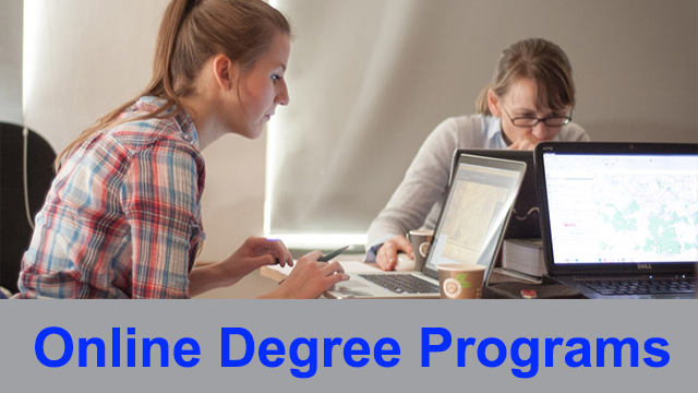 Traditional Colleges With Online Degree Programs